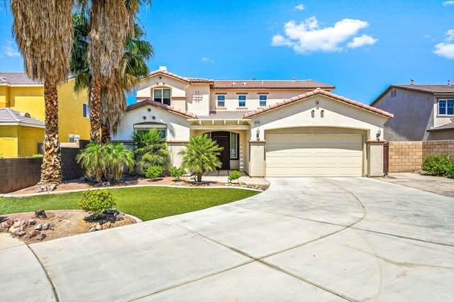 83850 Corte Eclipse, Coachella, CA 92236 (MLS #219041958) :: The Sandi Phillips Team