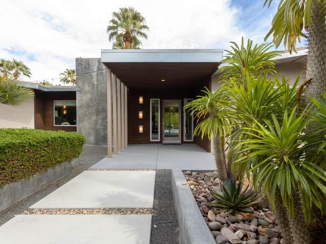 1630 S Calle Marcus, Palm Springs, CA 92264 (#219042023) :: The Pratt Group