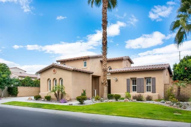 81580 Rancho Santana Drive, La Quinta, CA 92253 (#219042156) :: The Pratt Group