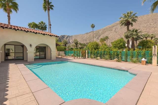 414 S Monte Vista Drive, Palm Springs, CA 92262 (#219042201) :: The Pratt Group