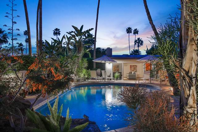 1223 E San Lorenzo Road, Palm Springs, CA 92264 (#219042207) :: The Pratt Group