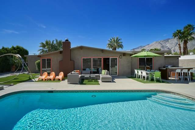 980 E Garden Road, Palm Springs, CA 92262 (#219042212) :: The Pratt Group