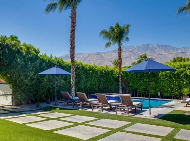 1502 E Mel Avenue, Palm Springs, CA 92262 (#219042215) :: The Pratt Group