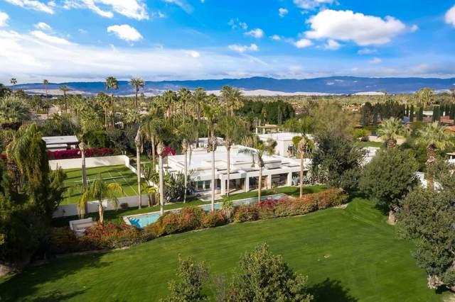 72058 Clancy Lane, Rancho Mirage, CA 92270 (MLS #219042273) :: The John Jay Group - Bennion Deville Homes