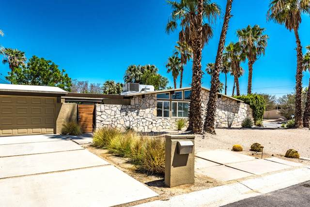 578 E Desert Willow Circle, Palm Springs, CA 92262 (#219042328) :: The Pratt Group