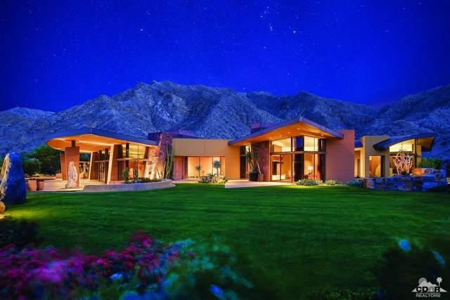 38 Sky Ridge Road, Rancho Mirage, CA 92270 (MLS #219042353) :: The Sandi Phillips Team