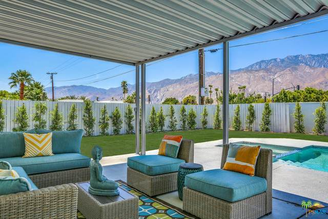 2101 N Viminal Road, Palm Springs, CA 92262 (MLS #219042357) :: The Sandi Phillips Team