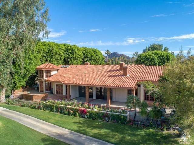 78165 Hacienda La Quinta Drive, La Quinta, CA 92253 (MLS #219042455) :: The Sandi Phillips Team