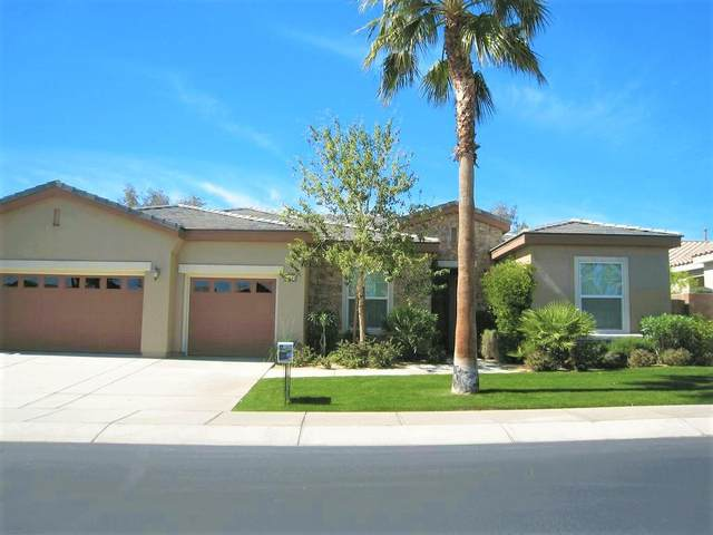 61089 Fire Barrel Drive, La Quinta, CA 92253 (MLS #219042500) :: Brad Schmett Real Estate Group