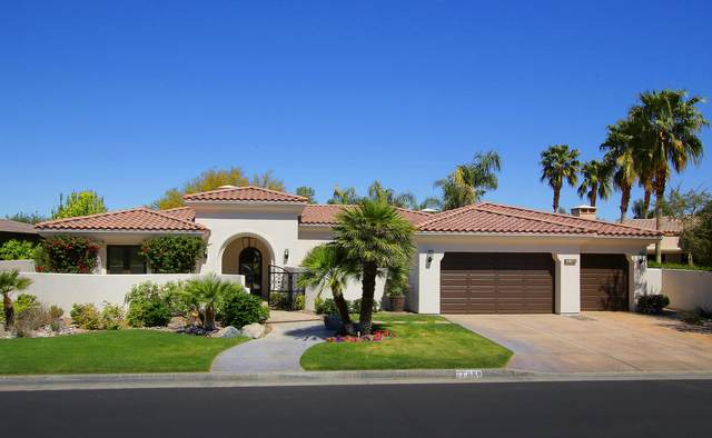 77680 N Via Villaggio, Indian Wells, CA 92210 (MLS #219042502) :: The Jelmberg Team