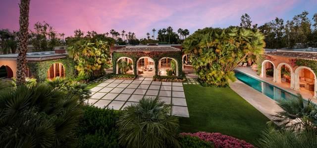 75299 Morningstar Drive, Indian Wells, CA 92210 (MLS #219042516) :: Brad Schmett Real Estate Group