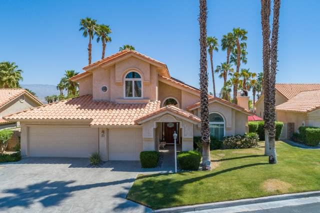 368 Cypress Point Drive, Palm Desert, CA 92211 (MLS #219042519) :: The John Jay Group - Bennion Deville Homes