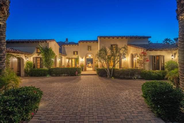53395 Via Strada, La Quinta, CA 92253 (MLS #219042638) :: Brad Schmett Real Estate Group