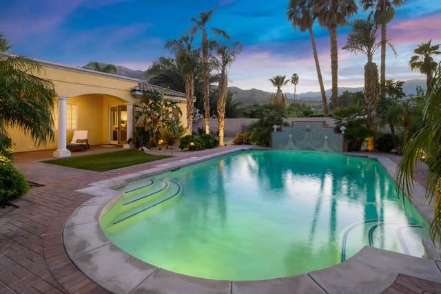 38785 Peterson Road, Rancho Mirage, CA 92270 (MLS #219042664) :: Brad Schmett Real Estate Group