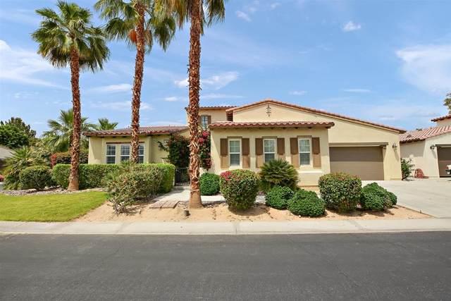 81550 Ricochet Way, La Quinta, CA 92253 (#219042668) :: The Pratt Group