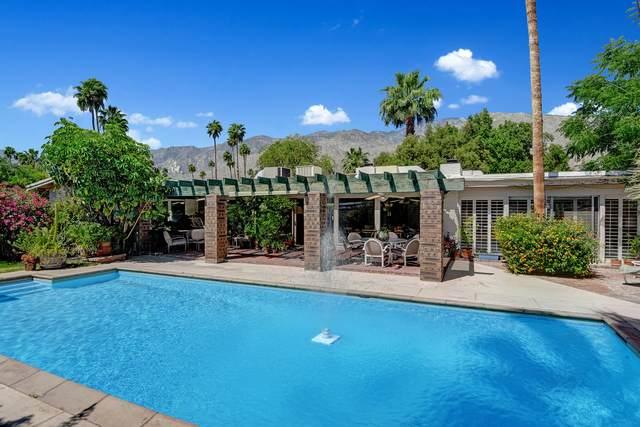 1228 E San Lorenzo Road, Palm Springs, CA 92264 (MLS #219042683) :: The John Jay Group - Bennion Deville Homes