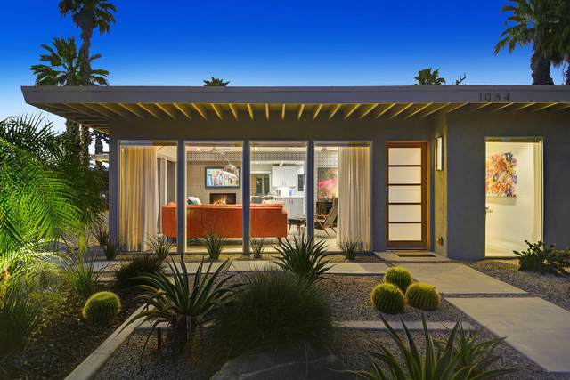 1054 E San Lucas Road, Palm Springs, CA 92264 (MLS #219042713) :: The Sandi Phillips Team
