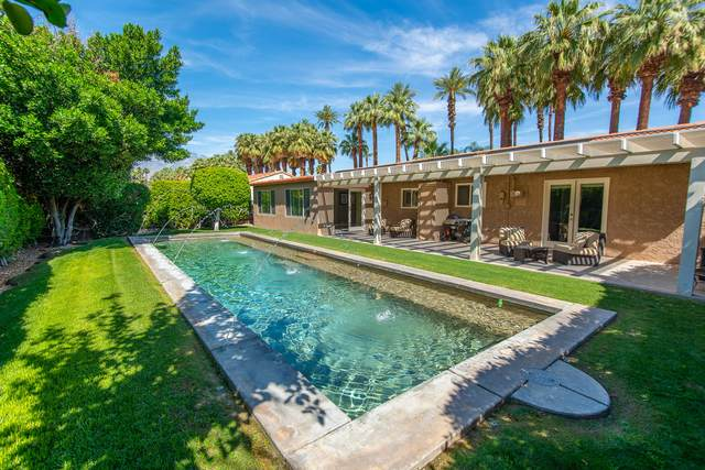 70131 Cobb Road, Rancho Mirage, CA 92270 (MLS #219042720) :: The Sandi Phillips Team