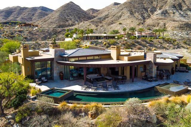 27 Stone Cliff, Rancho Mirage, CA 92270 (MLS #219042744) :: Brad Schmett Real Estate Group