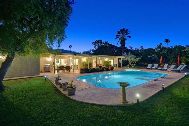 504 N Tercero Circle, Palm Springs, CA 92262 (#219042794) :: The Pratt Group