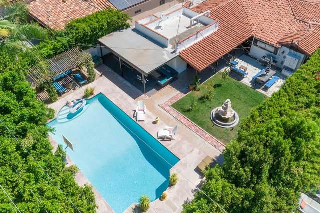 1861 S Palm Canyon Drive, Palm Springs, CA 92264 (MLS #219042856) :: Brad Schmett Real Estate Group