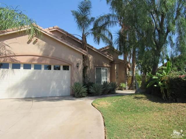 79814 Bethpage Avenue, Indio, CA 92201 (MLS #219042884) :: The Sandi Phillips Team