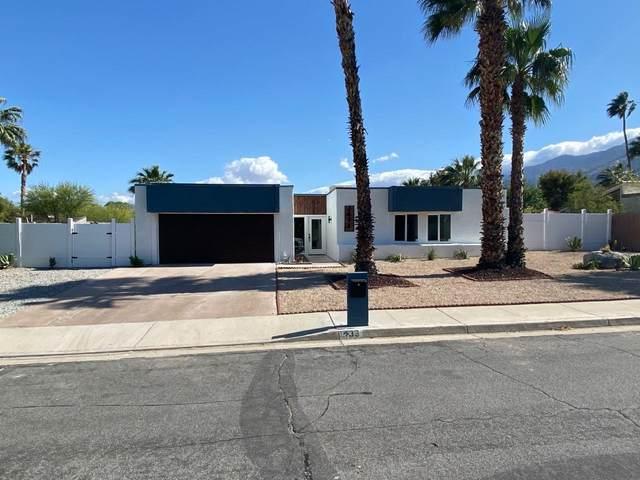 1433 E Caleta Way, Palm Springs, CA 92262 (MLS #219042896) :: Brad Schmett Real Estate Group
