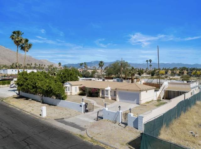 200 W Via Olivera, Palm Springs, CA 92262 (MLS #219042944) :: The John Jay Group - Bennion Deville Homes