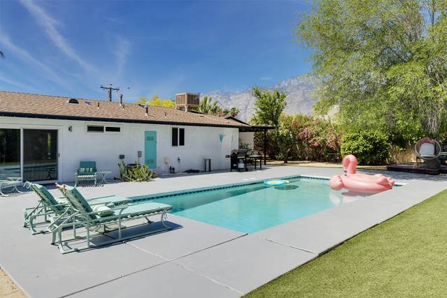 1808 E Francis Drive, Palm Springs, CA 92262 (MLS #219042967) :: The Sandi Phillips Team