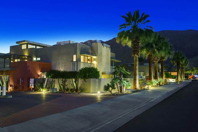 701 E Arenas Road, Palm Springs, CA 92262 (MLS #219042988) :: The Sandi Phillips Team
