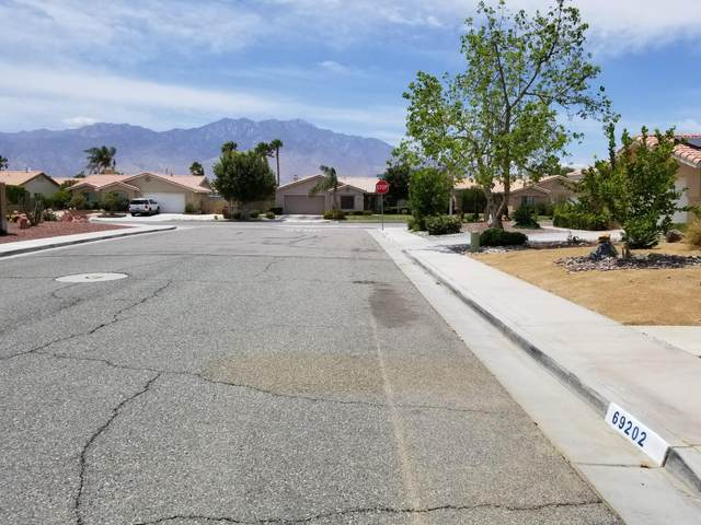 0 First Street, Desert Hot Springs, CA 92240 (MLS #219043080) :: Brad Schmett Real Estate Group