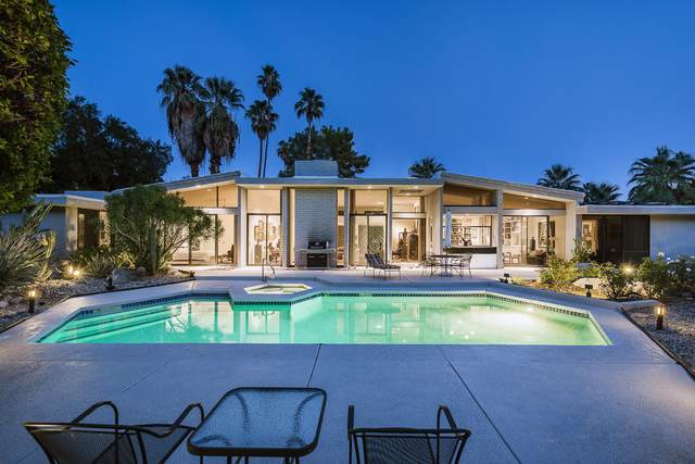 1345 Ladera Circle, Palm Springs, CA 92262 (MLS #219043114) :: The John Jay Group - Bennion Deville Homes