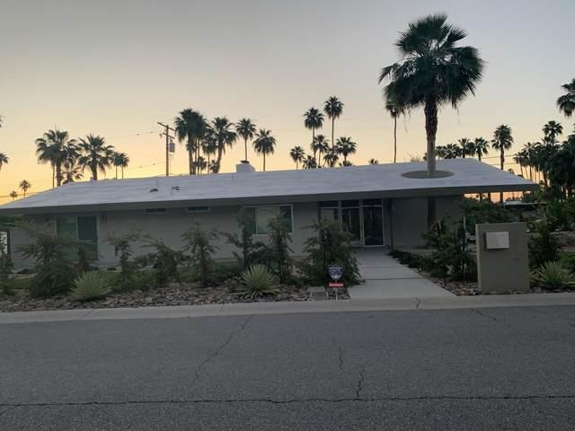 1166 Sagebrush Road, Palm Springs, CA 92264 (#219043127) :: The Pratt Group