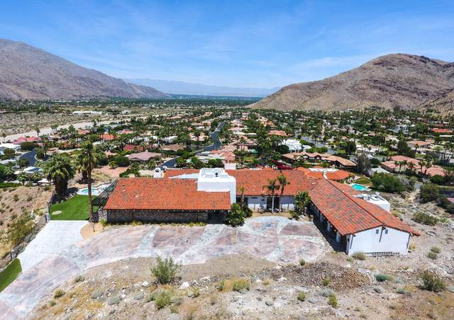 38950 Trinidad Circle, Palm Springs, CA 92264 (MLS #219043172) :: The John Jay Group - Bennion Deville Homes