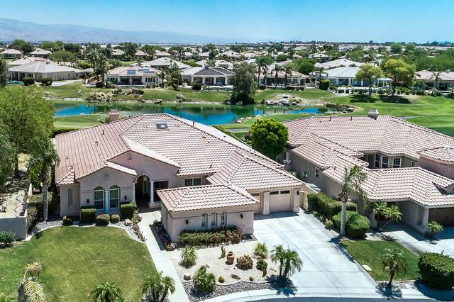 55 Calle De Oro, Rancho Mirage, CA 92270 (MLS #219043190) :: The John Jay Group - Bennion Deville Homes