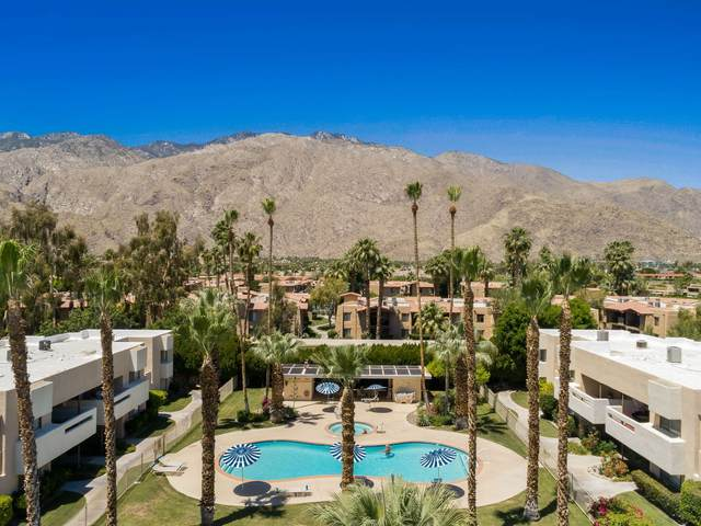 1268 E Ramon Road, Palm Springs, CA 92264 (MLS #219043216) :: The John Jay Group - Bennion Deville Homes