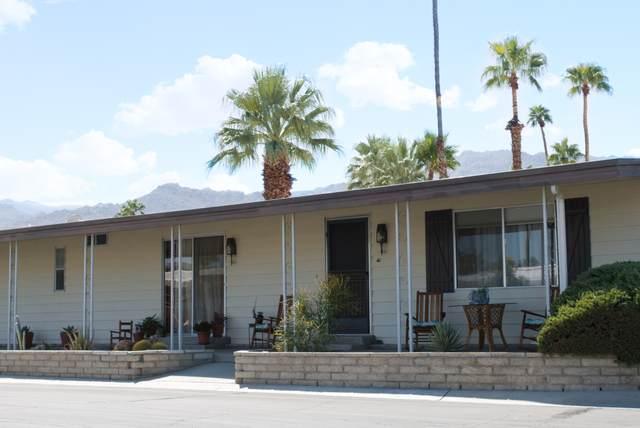 49305 Highway 74 #88, Palm Desert, CA 92260 (MLS #219043258) :: The Sandi Phillips Team