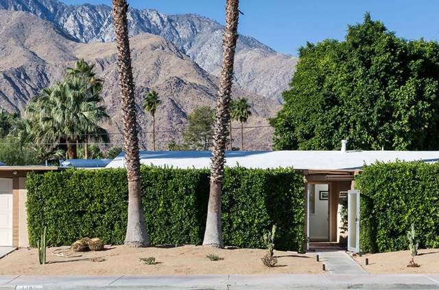 1485 N Avenida Caballeros, Palm Springs, CA 92262 (#219043307) :: The Pratt Group