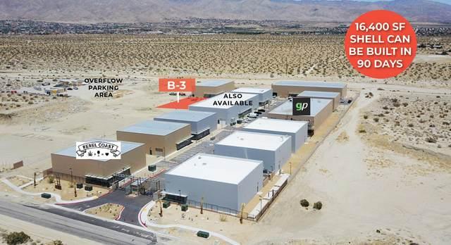 15-878 Little Morongo Rd Road, Desert Hot Springs, CA 92240 (MLS #219043318) :: Brad Schmett Real Estate Group