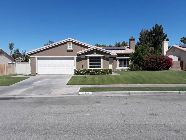 30594 Pinnacle Drive, Cathedral City, CA 92234 (MLS #219043335) :: Brad Schmett Real Estate Group