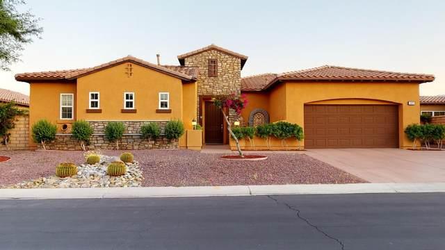 127 Via Santo Tomas Drive, Rancho Mirage, CA 92270 (#219043337) :: The Pratt Group