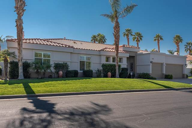 76893 Inca Drive, Indian Wells, CA 92210 (MLS #219043340) :: The Jelmberg Team
