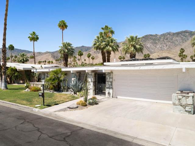 2303 Paseo Del Rey, Palm Springs, CA 92264 (MLS #219043343) :: The John Jay Group - Bennion Deville Homes