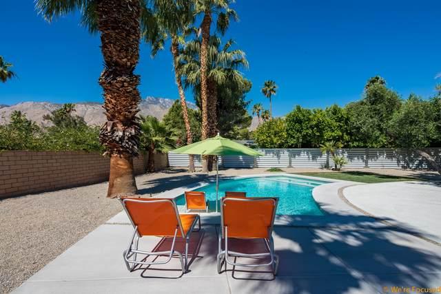 1129 E Fuerte Circle, Palm Springs, CA 92262 (MLS #219043389) :: The John Jay Group - Bennion Deville Homes