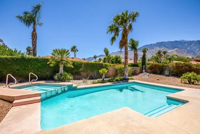 1467 E Adobe Way, Palm Springs, CA 92262 (MLS #219043391) :: The Jelmberg Team