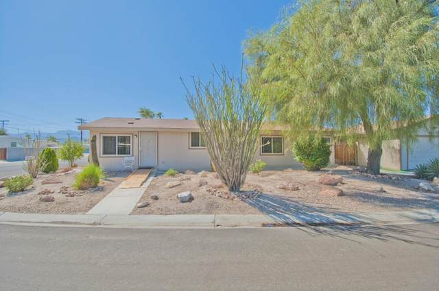 73240 Broadmoor Drive, Thousand Palms, CA 92276 (MLS #219043419) :: The Sandi Phillips Team