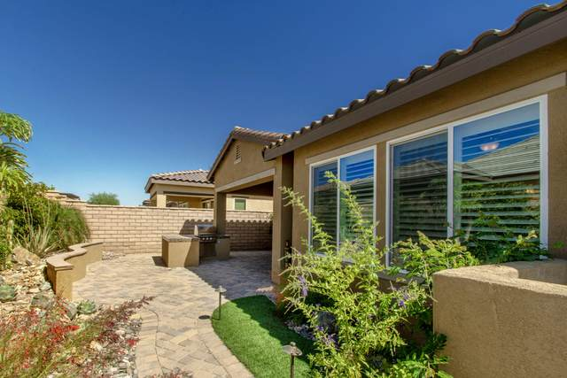 85588 Treviso Drive, Indio, CA 92203 (MLS #219043423) :: The Jelmberg Team