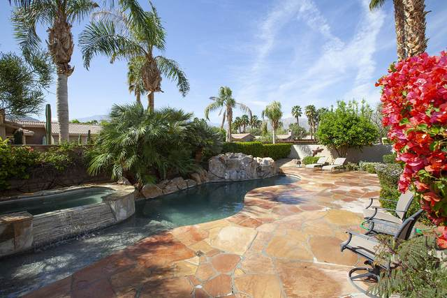 78965 Via Ventana, La Quinta, CA 92253 (MLS #219043550) :: The Jelmberg Team