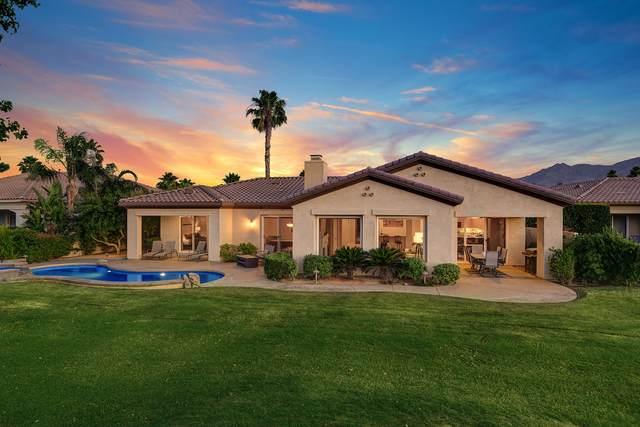 81310 Golf View Drive, La Quinta, CA 92253 (MLS #219043601) :: The John Jay Group - Bennion Deville Homes