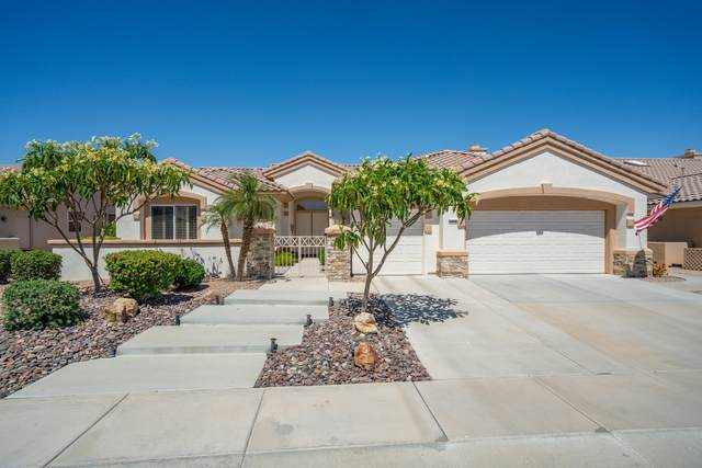 36466 Tallowood Drive, Palm Desert, CA 92211 (MLS #219043615) :: The Sandi Phillips Team